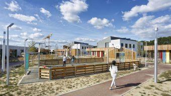Le Centre départemental de l'enfance et de la famille inauguré
