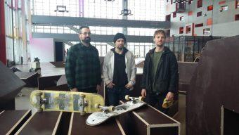 L'univers du skate s'invite dans le forum du Quai