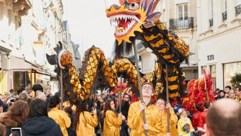 L'Institut Confucius fête le nouvel an Chinois