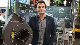 Une entreprise angevine invente le premier ventilateur industriel électrique