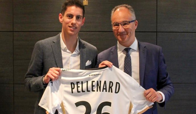 Football : Angers SCO recrute Théo Pellenard