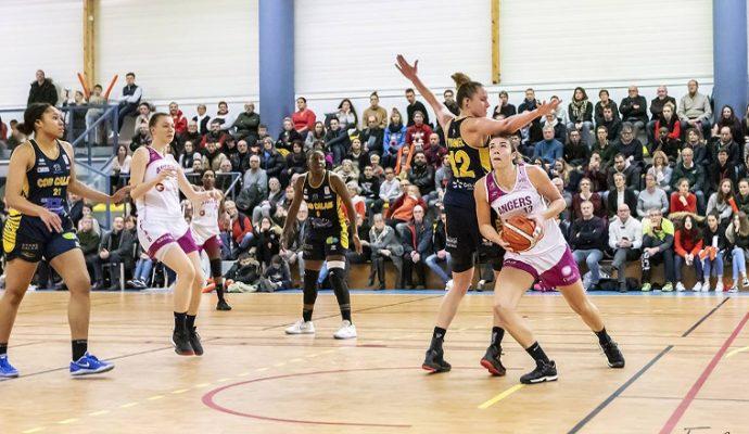 Basket : Nouvelle victoire pour l'UFAB49