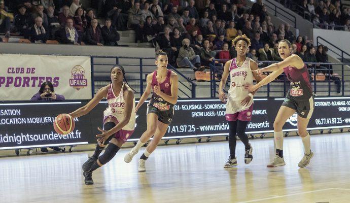 Basket : L'UFAB chute contre Toulouse