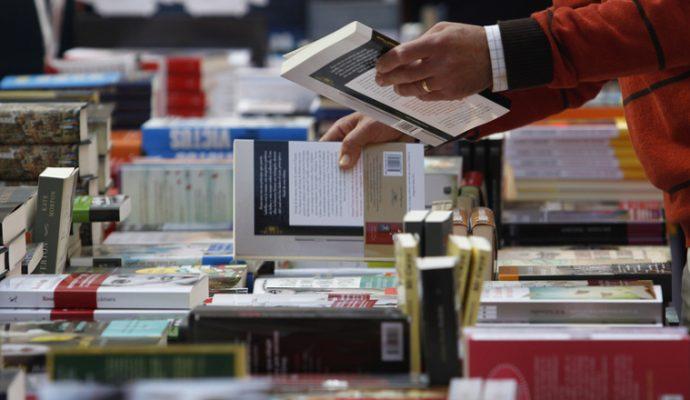 Des milliers de livres d'occasion à vendre les 1er et 2 mars