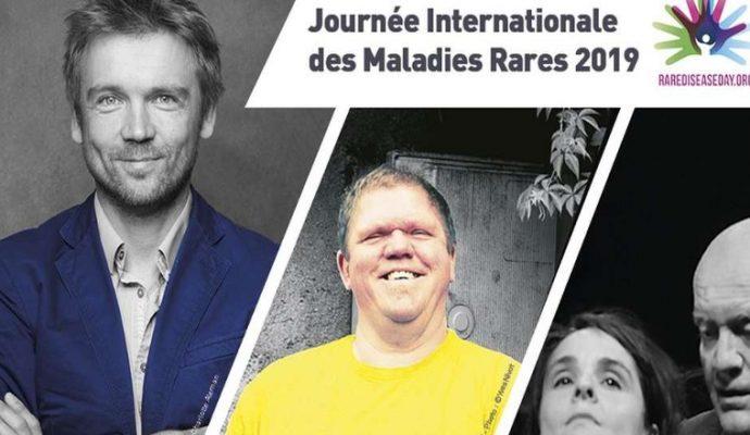 Soirée autour des maladies rares le 28 février au Quart'Ney à Angers