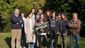 Une jeune habitante du Maine-et-Loire remporte la campagne nationale de l'apprentissage