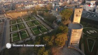 L'émission « C'est au programme » met en avant la ville d'Angers