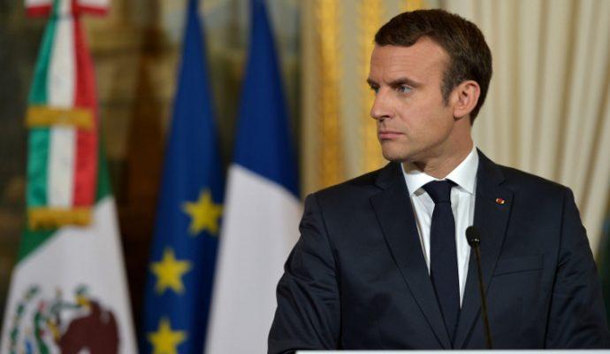 Le déplacement d'Emmanuel Macron à Angers est annulé
