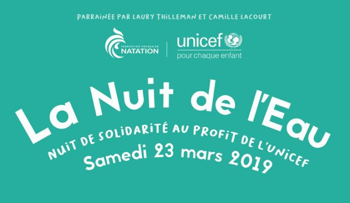 Première édition de la Nuit de l'eau à Angers