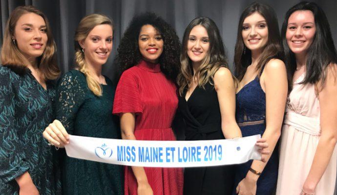 La représentante du département à l'élection de Miss Pays de la Loire 2019 élue ce week-end