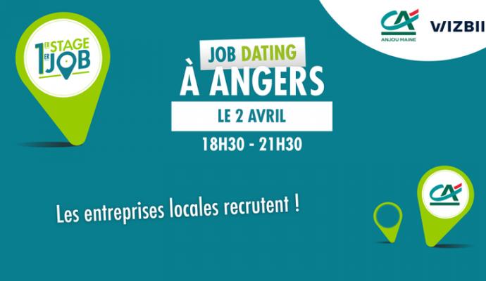 Un job dating pour l'emploi des jeunes organisé le 2 avril