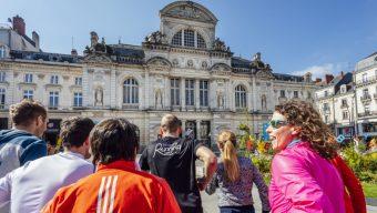 Angers Running Tour propose de découvrir la ville en courant
