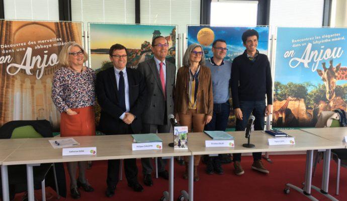 Philippe Chalopin : « Le tourisme devient un sport collectif en Anjou »