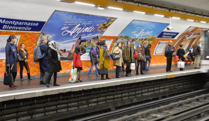 L'Anjou s'affiche à Paris