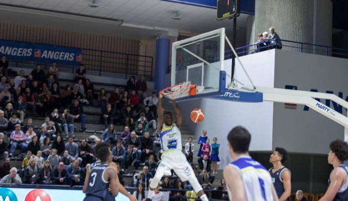 Basket : nouvelle victoire de l'Etoile Angers Basket à Sorgues