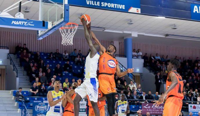 L'Etoile Angers Basket assure l'essentiel contre Feurs