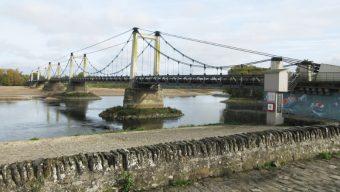 Sept mois de travaux pour rénover le pont de Montjean