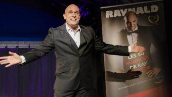 L'humoriste suisse Raynald du 4 au 6 avril au Bouffon Bleu