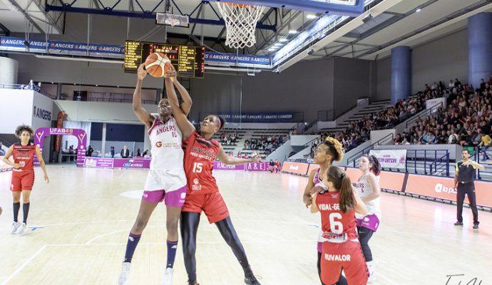 Basket : l'UFAB s'impose de justesse contre Aulnoye