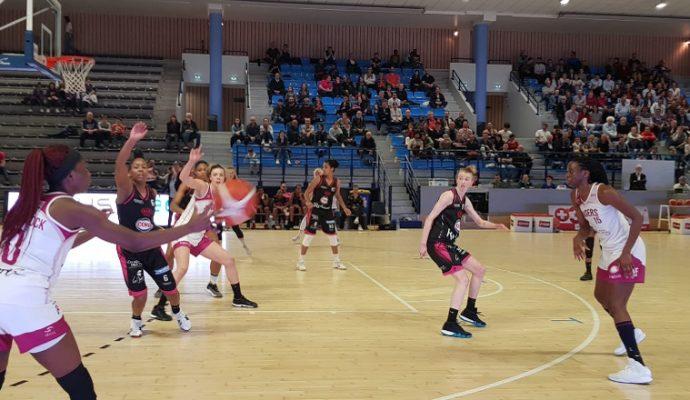 Basket : l'UFAB s'impose contre Reims