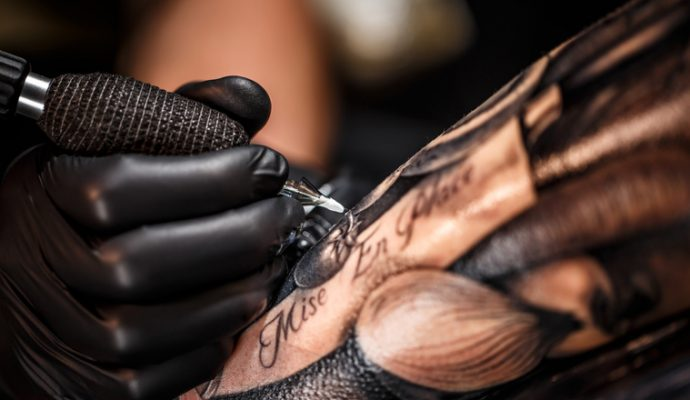 Mad Ink Days : un salon sur le tatouage les 4 et 5 mai au Quai