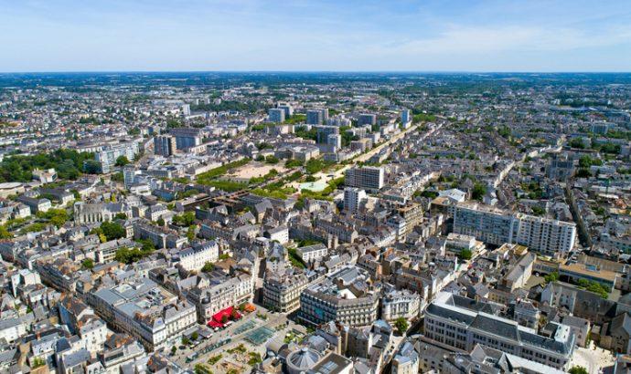 Angers dans le top 10 des villes où l'on vit heureux en famille