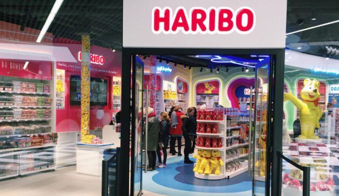 Une boutique Haribo va ouvrir au centre commercial Atoll
