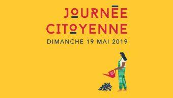 Une nouvelle Journée citoyenne ce dimanche 19 mai