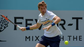 Roland-Garros : fin de parcours pour Nicolas Mahut