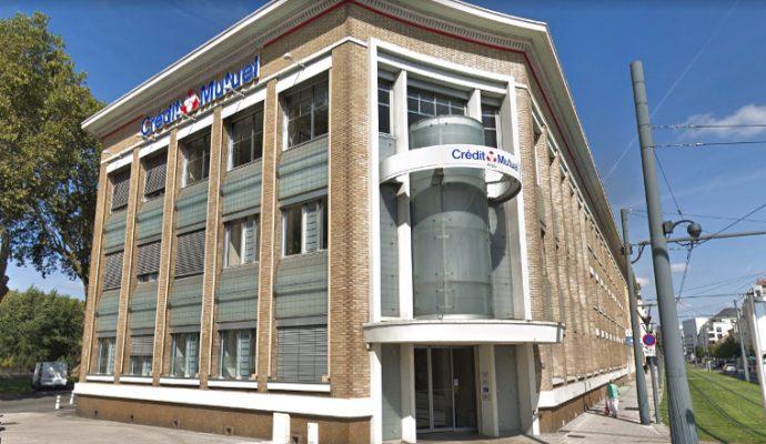 Grève reconductible au Crédit Mutuel Anjou à partir du 23 mai