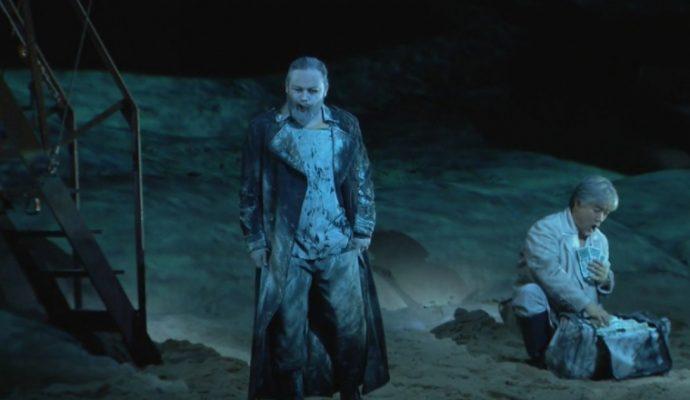 Le célèbre opéra «Le Vaisseau Fantôme» diffusé en direct sur écran géant place du Ralliement