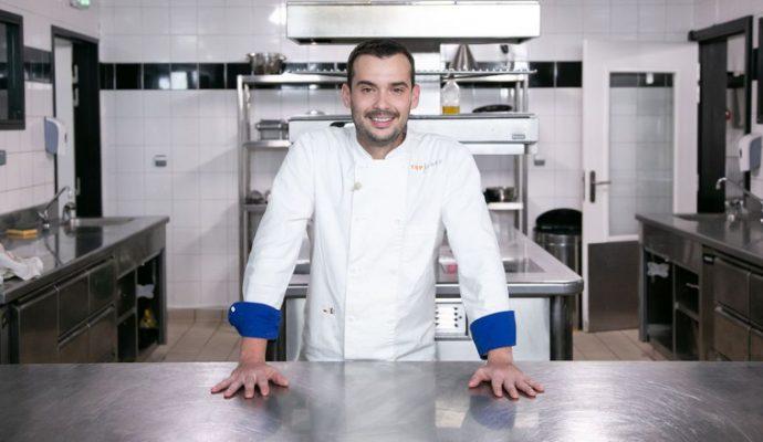 L'angevin Samuel Albert remporte Top Chef 2019