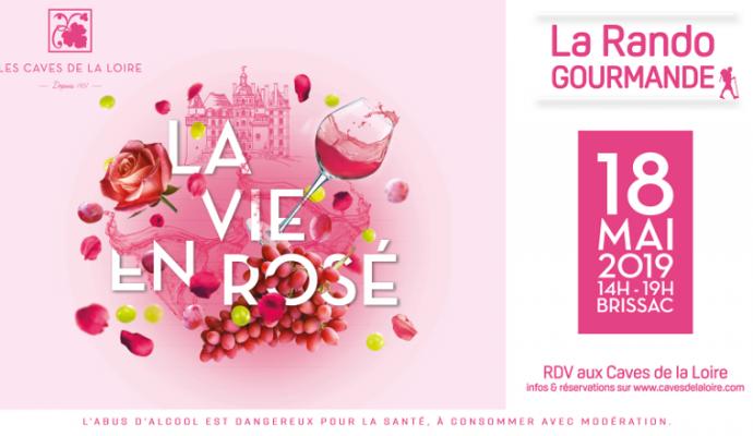 Quatrième édition de « La Vie En Rosé » le 18 mai