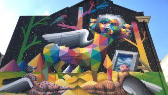 La place grandissante du street art à Angers