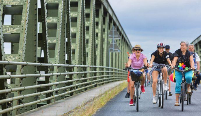 Retour à l'est pour la Fête du vélo en Anjou