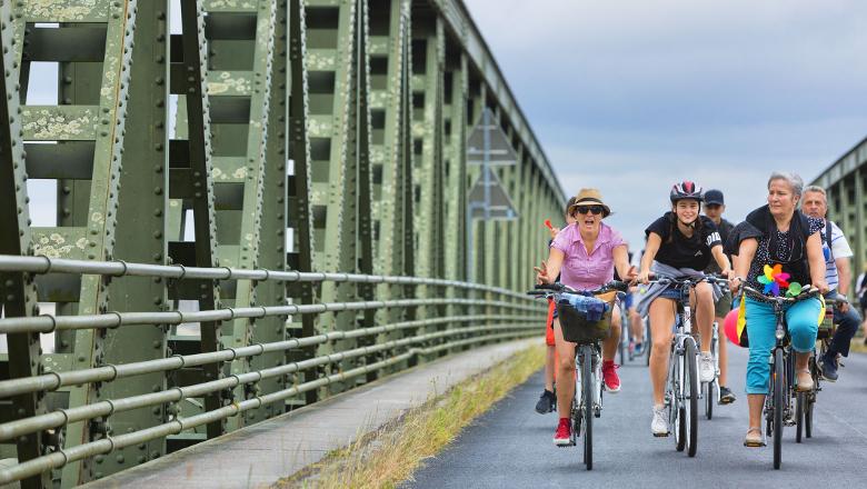 Fête du Vélo en Anjou