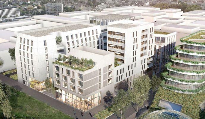Immobilier : Angers dans le top 10 des villes où investir