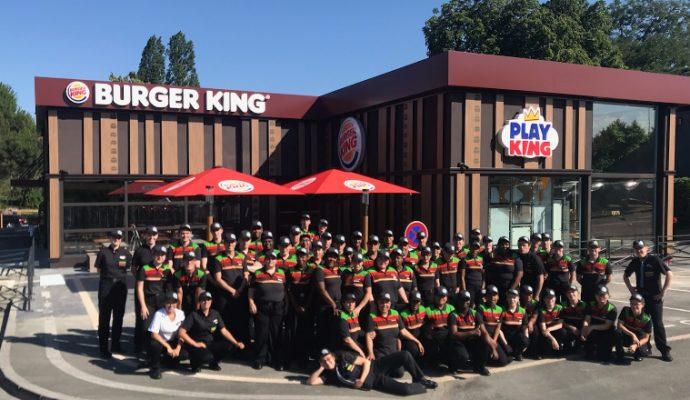 Un nouveau Burger King ouvre à Grand Maine ce jeudi 18 juillet
