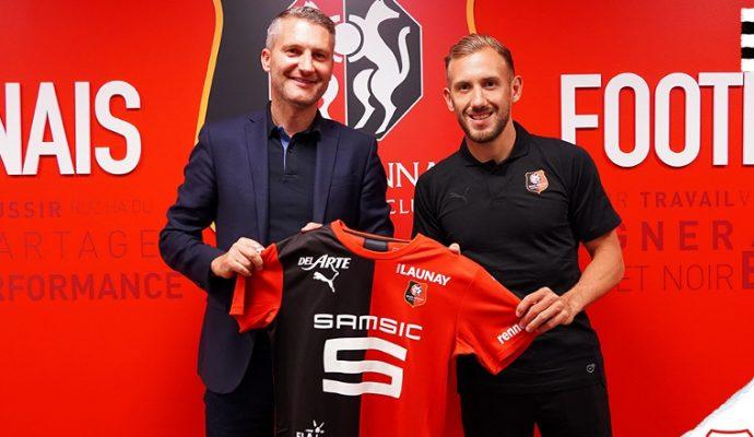 Football : Flavien Tait quitte Angers SCO pour le Stade Rennais