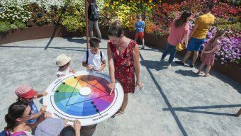 « Instant chromatik » : Terra botanica ouvre un nouvel espace au sein du parc
