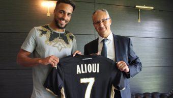 Rachid Alioui, première recrue du SCO d'Angers