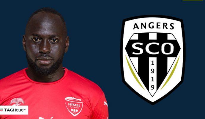 Football : Angers SCO recrute Sada Thioub