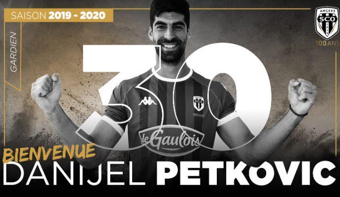 Football : Angers SCO recrute Danijel Petkovic