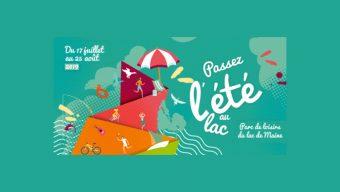 « L'Été au Lac » propose plus de 600 animations jusqu'à la fin du mois d'août