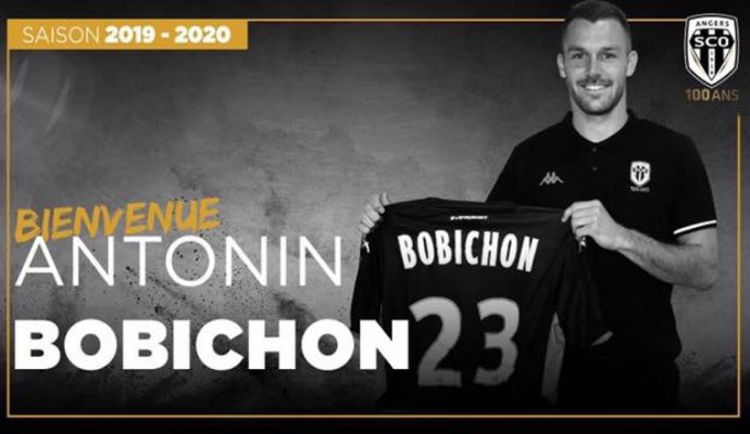 Football : Antonin Bobichon s'engage avec le SCO d'Angers