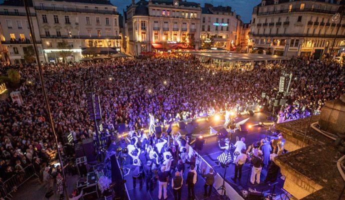 250 000 festivaliers ont fêté les 20 ans des Accroche-Cœurs