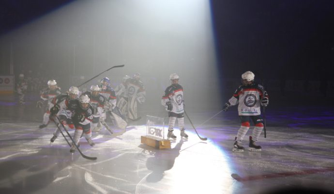 Lever de rideau pour Angers IceParc