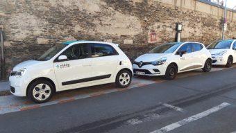 Citiz Angers dispose de deux nouvelles stations