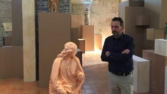 Près de 10 000 visiteurs pour l'exposition « Plus Que Pierre » de Xavier Veilhan