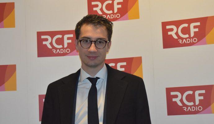 Municipales : Florian Santinho annonce sa candidature à Avrillé